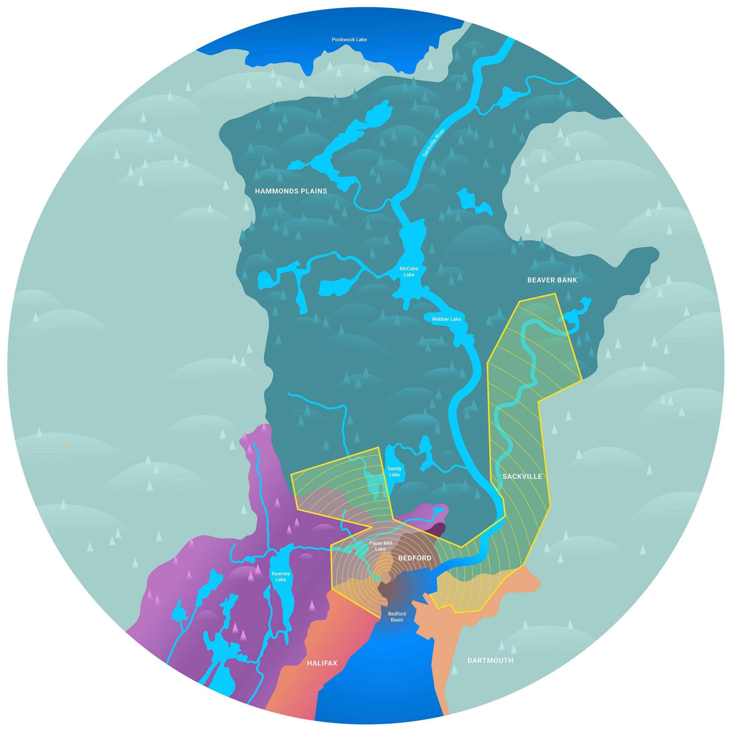 EXPLORE OUR WATERSHEDS